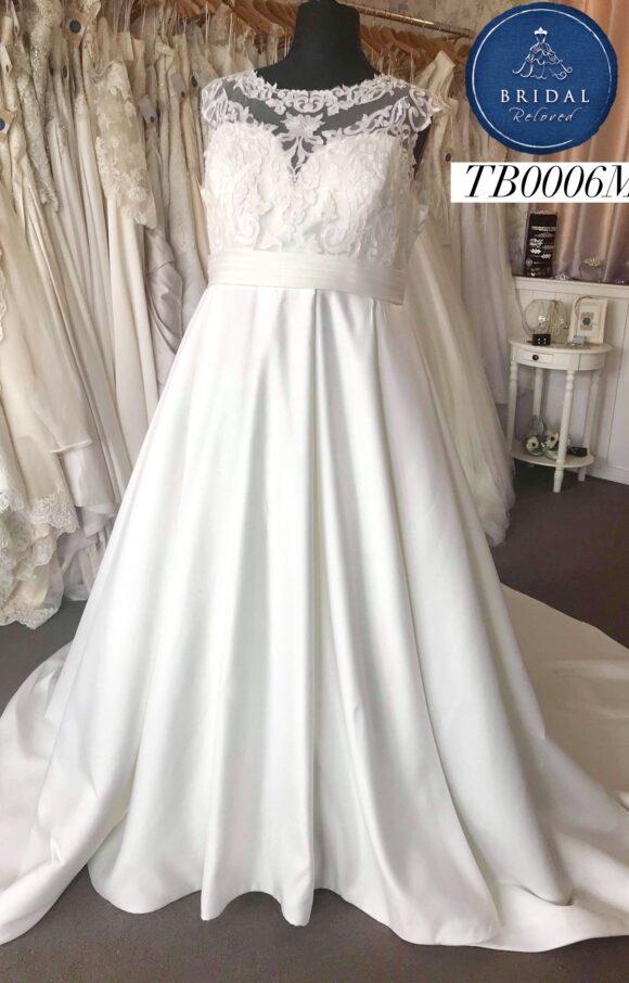 Terra Bridal | Wedding Dress | Aline | TB0006M