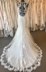 Art Couture | Wedding Dress | Fit to Flare | B293M