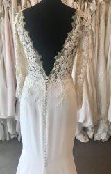 San Patrick | Wedding Dress | Fit to Flare | B288M