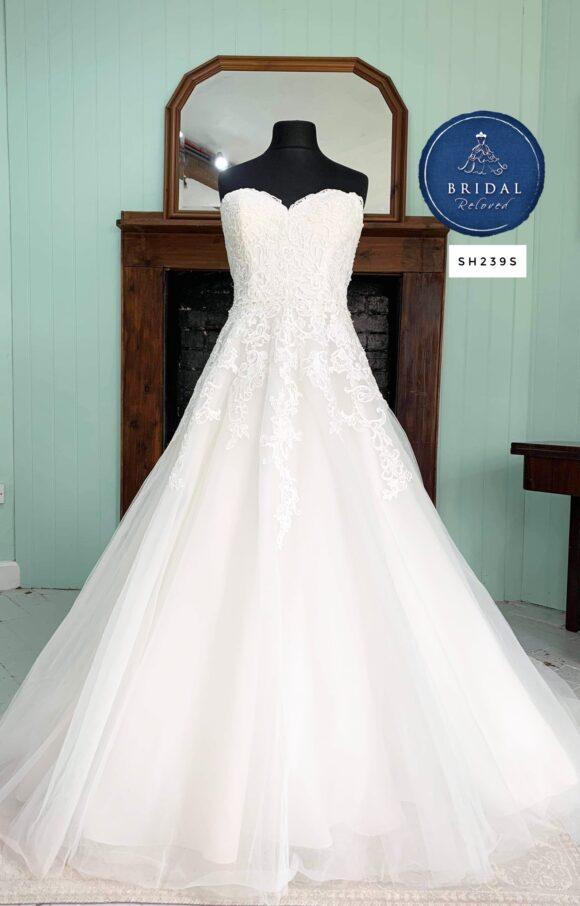 Romantica   Wedding Dress   Aline   SH239S