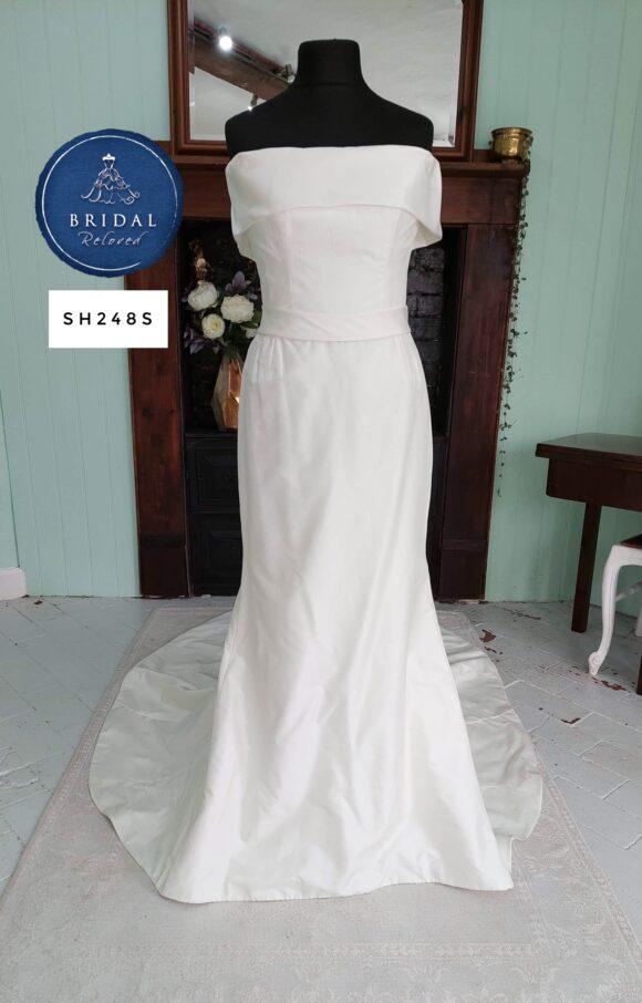 Alan Hannah | Wedding Dress | Fit to Flare | SH248S