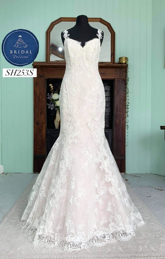 Louise Bentley | Wedding Dress | Fit to Flare | SH253S