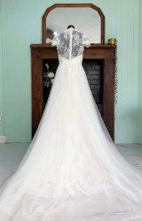 Annasul Y   Wedding Dress   Aline   SH257S