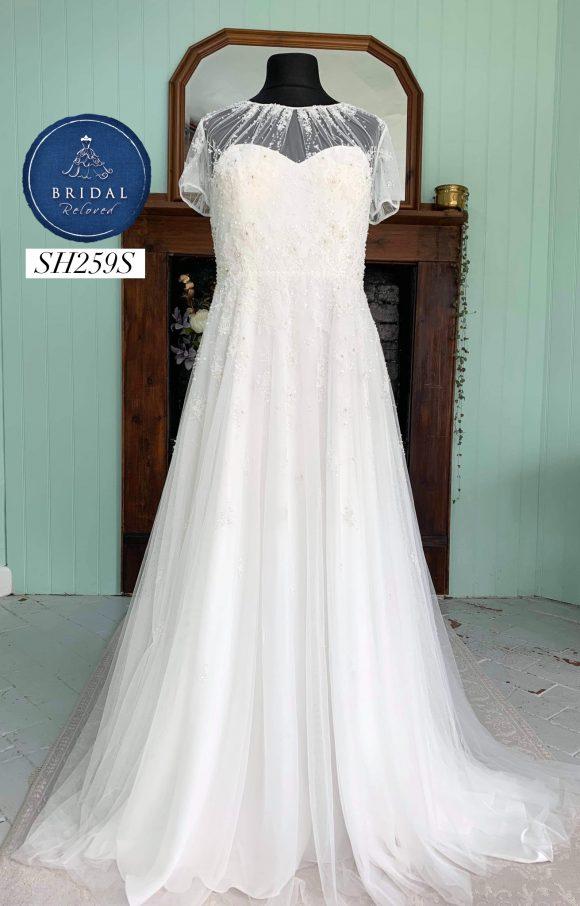 Eliza Jane Howell | Wedding Dress | Aline | SH259S