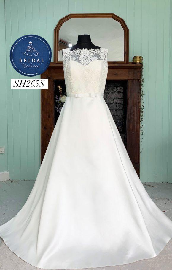 Wendy Makin   Wedding Dress   Aline   SH265S