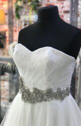 Eternally Yours   Wedding Dress   Aline   CA248G