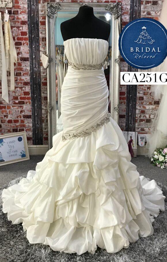 Eternally Yours   Wedding Dress   Fishtail   CA251G