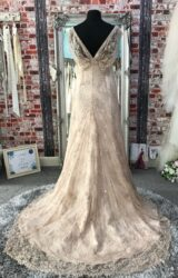 Eternally Yours | Wedding Dress | Fit to Flare | CA252G