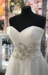 Lillian West | Wedding Dress | Aline | CA253G