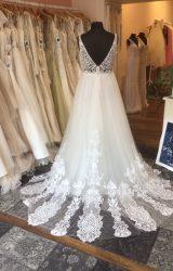 Terra Bridal | Wedding Dress | Aline | T263F