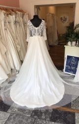 Terra Bridal | Wedding Dress | Aline | T264F