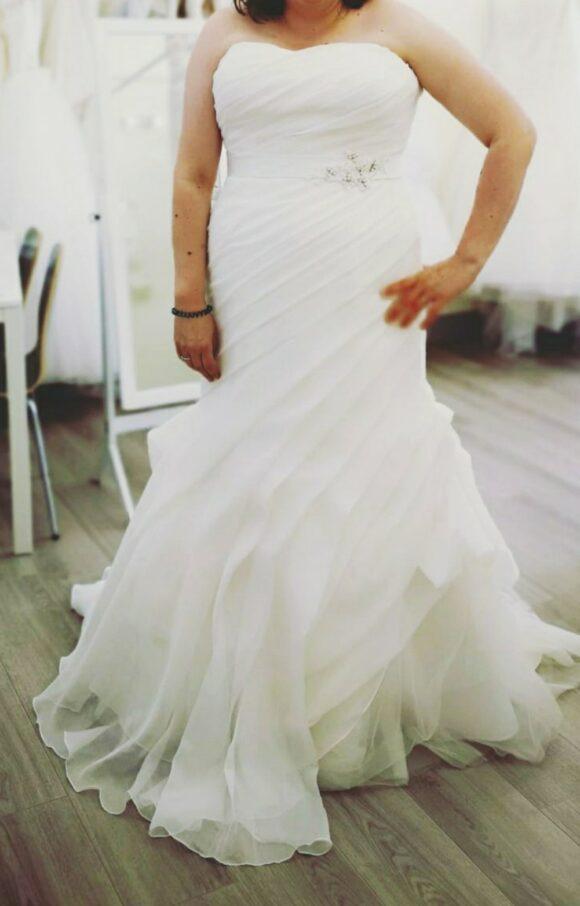 Ronald Joyce | Wedding Dress | Fishtail | C2212