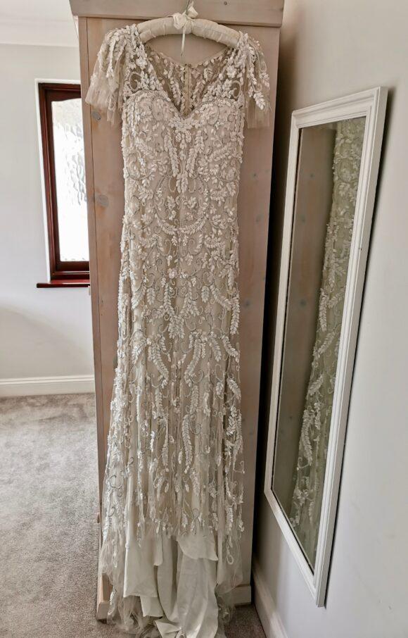Eliza Jane Howell | Wedding Dress | Column | C2240