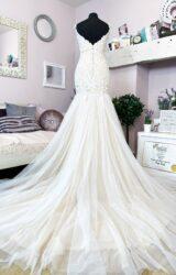 Bowen Dryden | Wedding Dress | Fishtail | W1045L