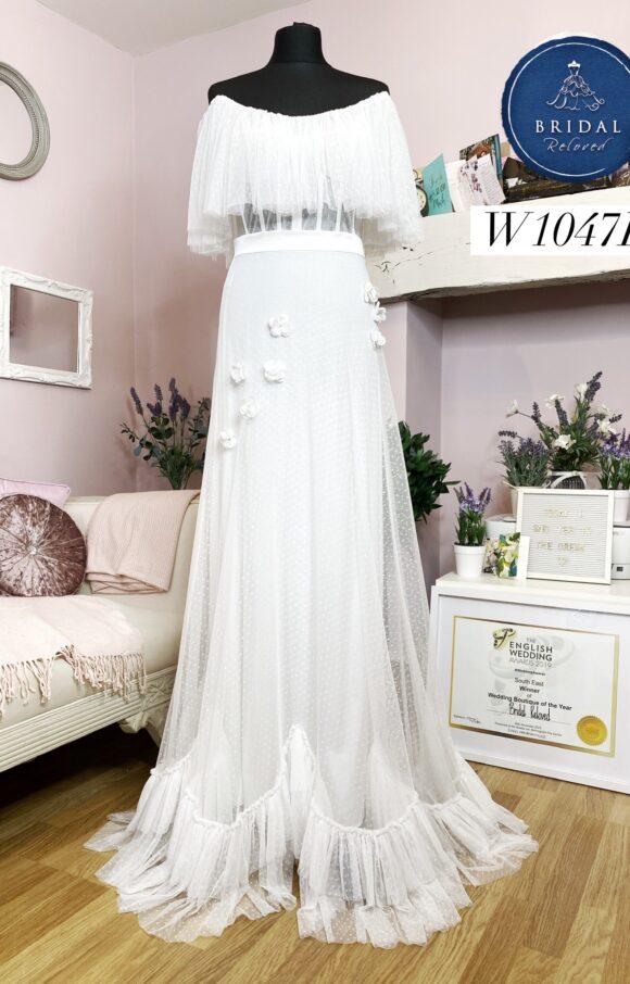 Bowen Dryden | Wedding Dress | Separates | W1047L
