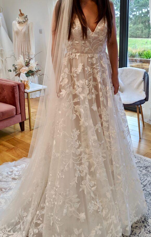 Hayley Paige | Wedding Dress | Aline | C2224