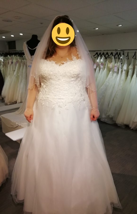 Ladybird | Wedding Dress | Aline | C2326