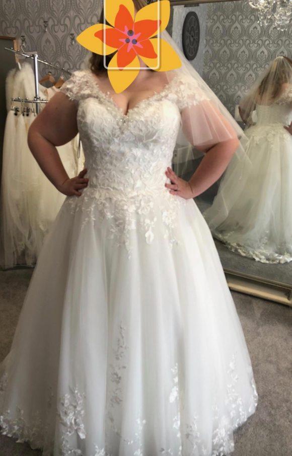 Phoenix Gowns | Wedding Dress | Princess | C2289