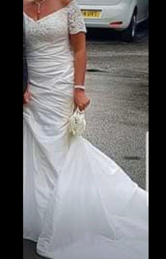Sophia Tolli | Wedding Dress | Fit to Flare | C2284