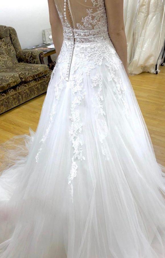 Eglantine Creations | Wedding Dress | Aline | C2292