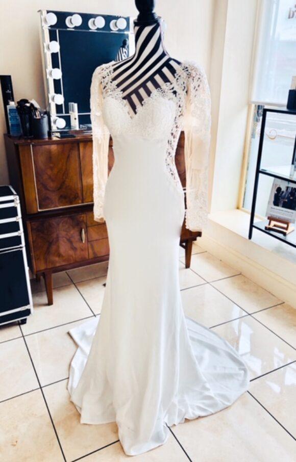 Eddy K | Wedding Dress | Fit to Flare | C2274
