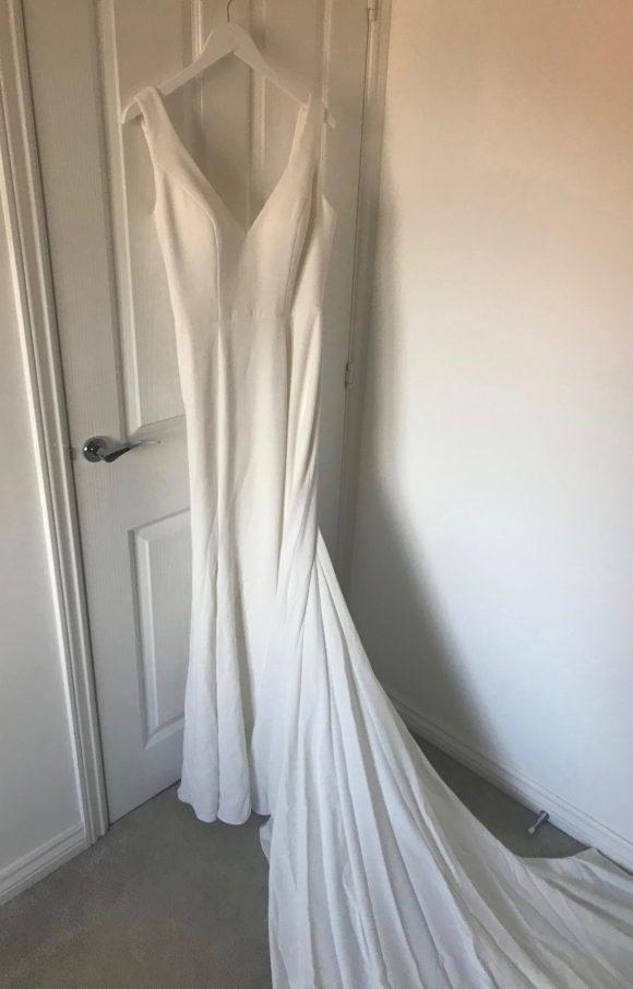 Georgia Bridal | Wedding Dress | Fit to Flare | C2304