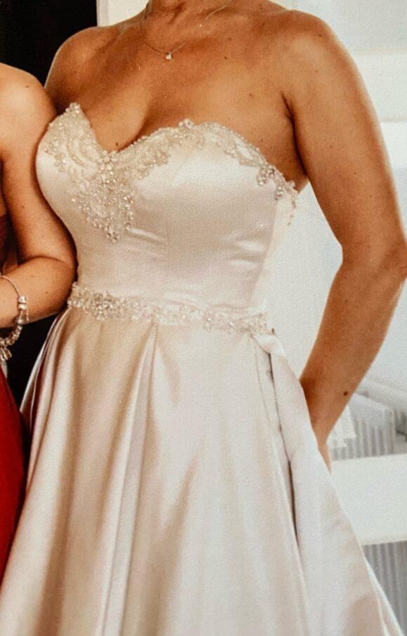 Anna Sorrano | Wedding Dress | Aline | C2273