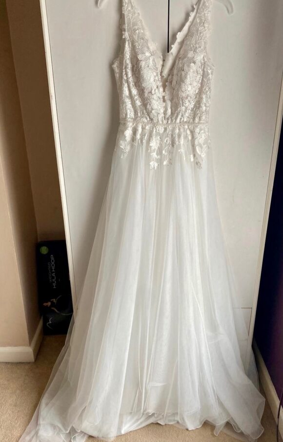 Kelsey Rose | Wedding Dress | Aline | C2281