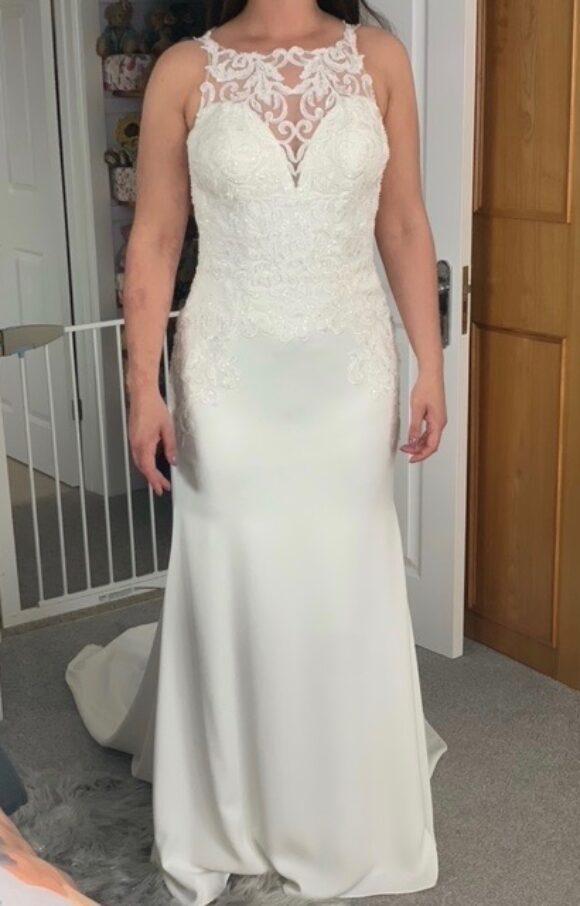Stella York | Wedding Dress | Sheath | C2277