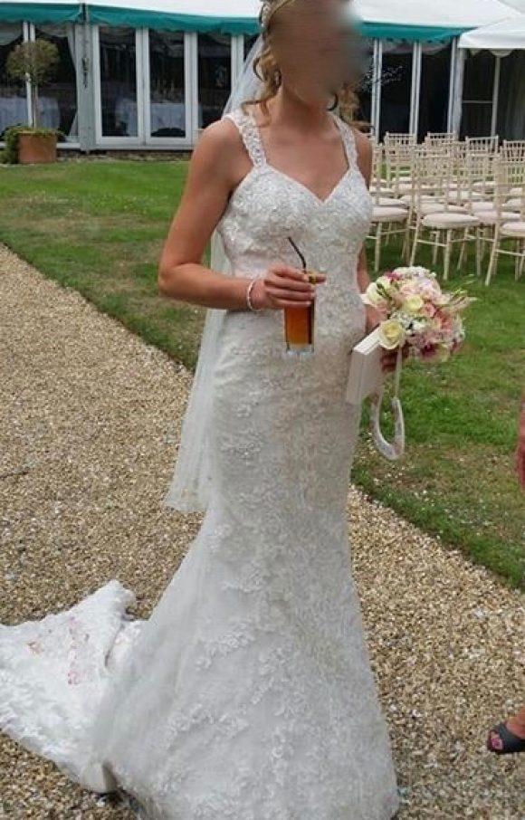 Sophia Tolli | Wedding Dress | Fishtail | C2327