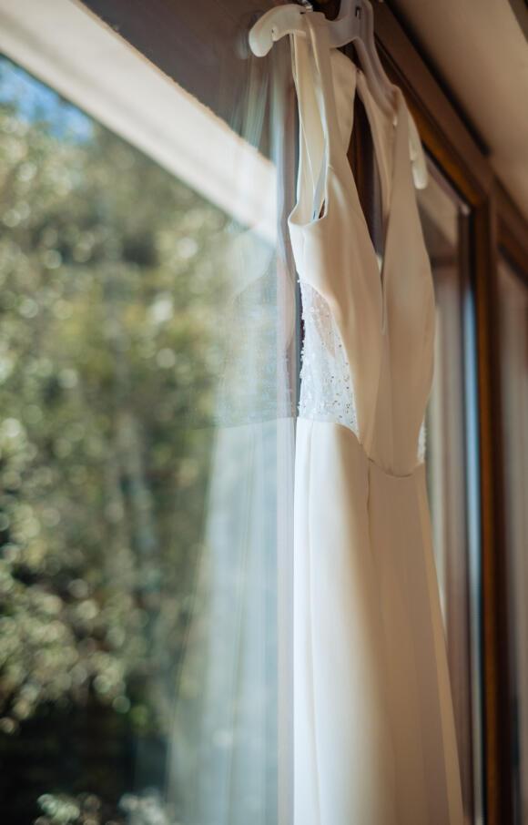 Vera Wang | Wedding Dress | Sheath | C2582