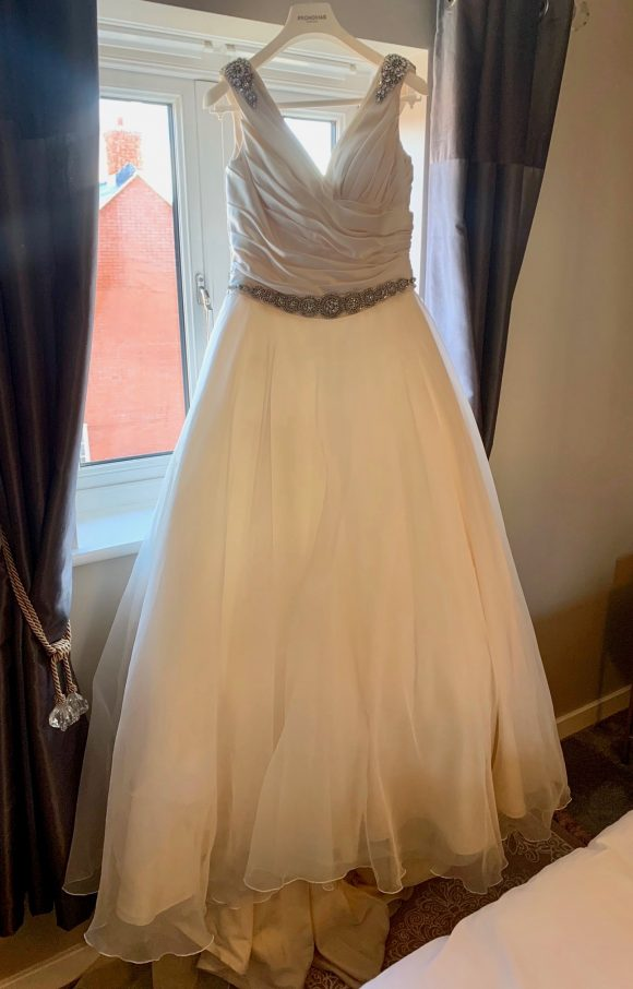 Pronovias | Wedding Dress | Aline | C2291