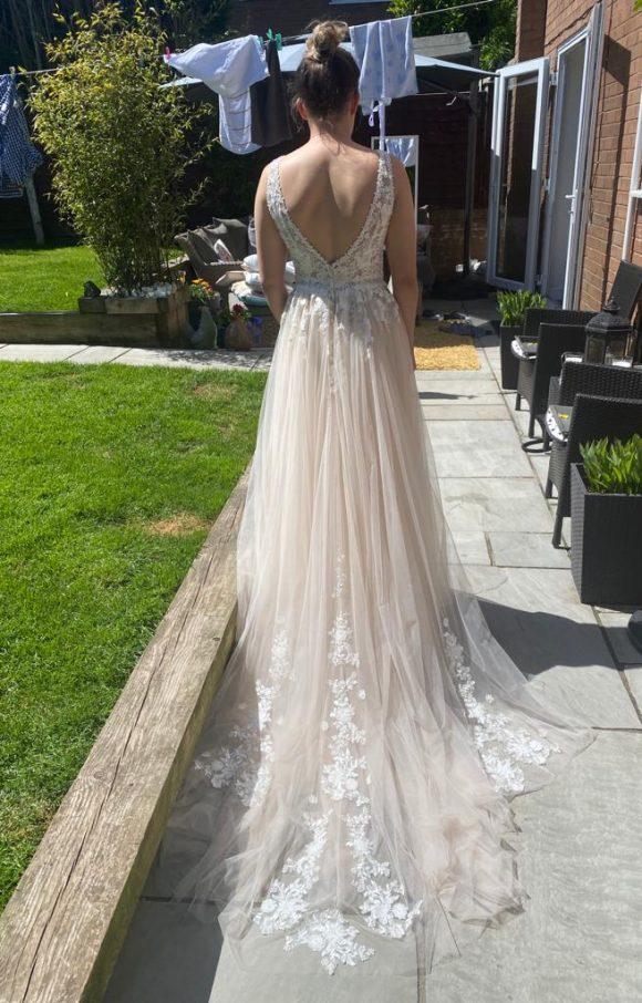 Allure | Wedding Dress | Aline | C2333