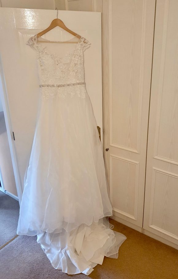 Anna Sorrano   Wedding Dress   Aline   C2315