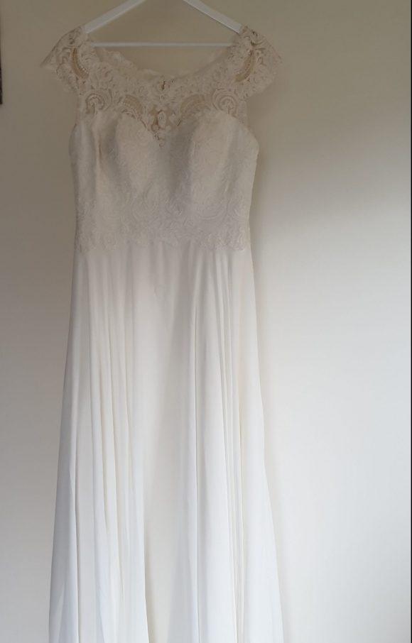 Stella York   Wedding Dress   Aline   C2321