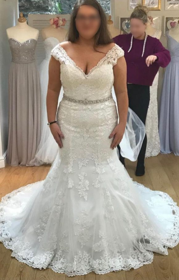 Morilee   Wedding Dress   Fit to Flare   C2422