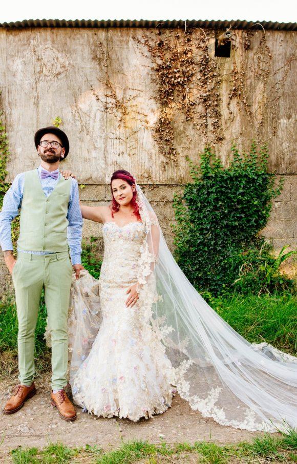 Ian Stuart | Wedding Dress | Fishtail | C2316
