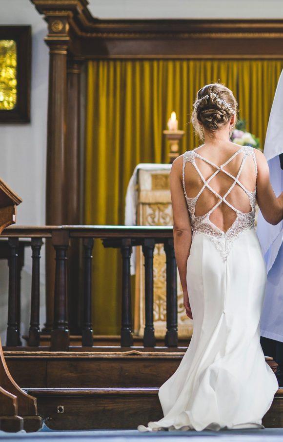 Symphony of Venus   Wedding Dress   Fit to Flare   C2332