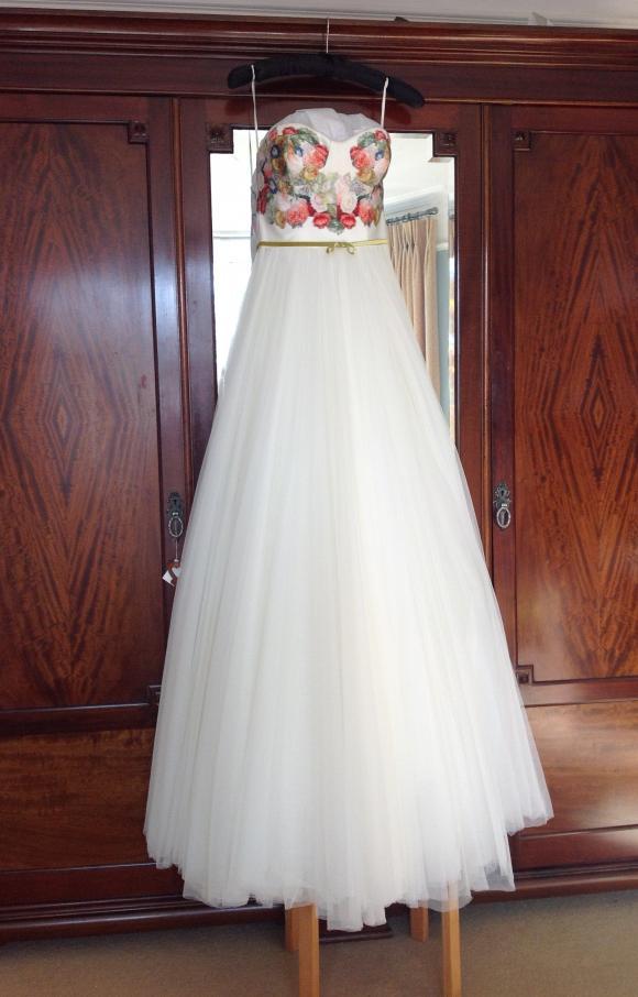 David Fielden | Wedding Dress | Aline | C2501