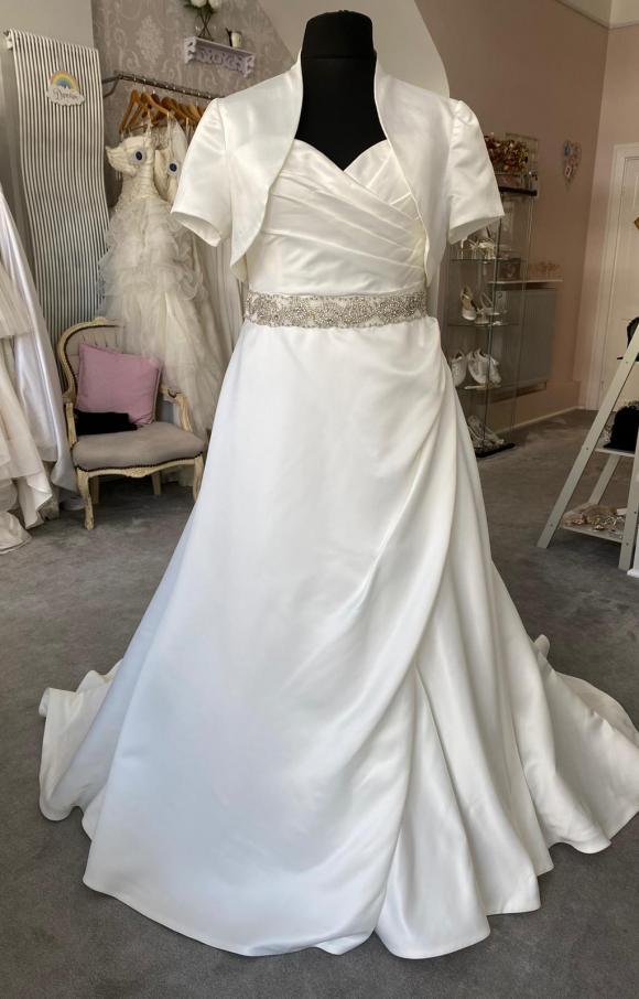 Alexia | Wedding Dress | Fit to Flare | C2341