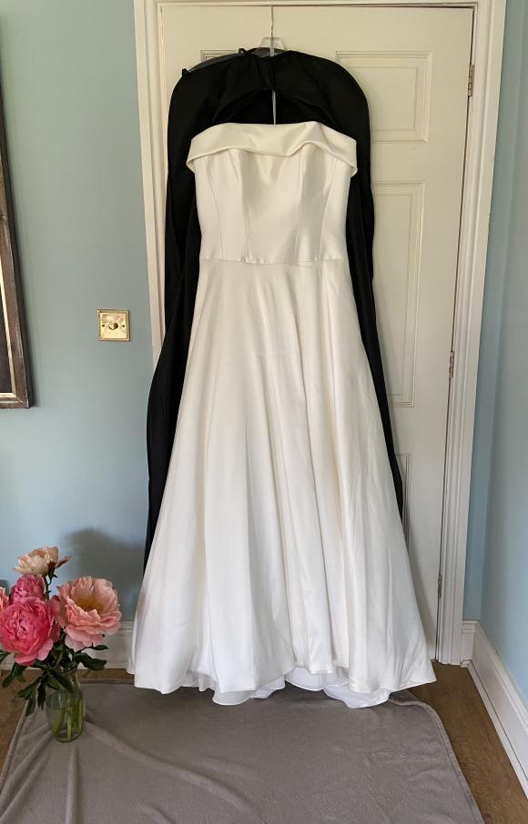 Morilee | Wedding Dress | Drop Waist | C2355