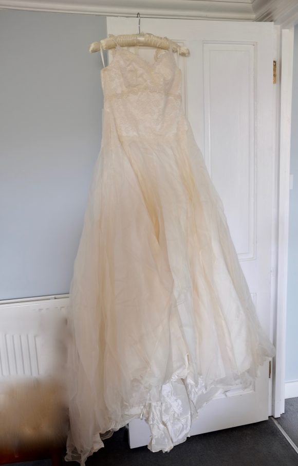 Sassi Holford   Wedding Dress   Aline   C2309