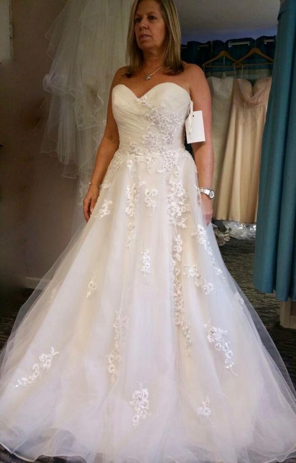 Morilee | Wedding Dress | Aline | C2357