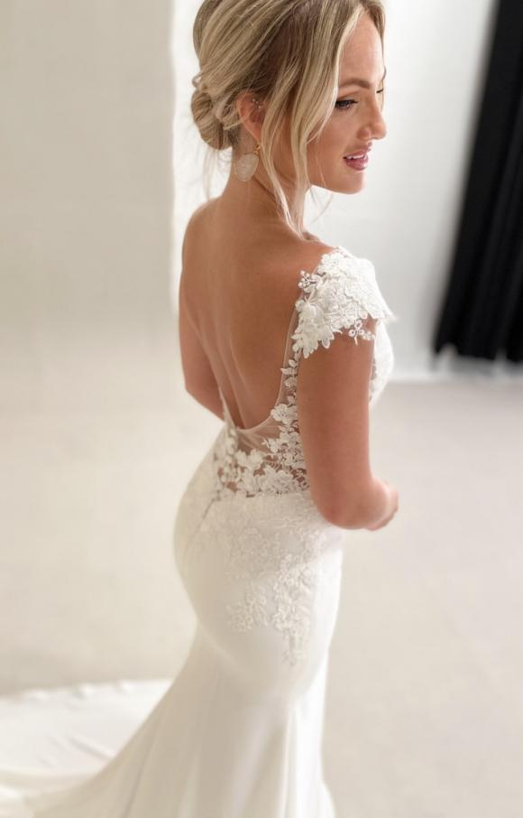 Gaia Bridal   Wedding Dress   Fishtail   C2553