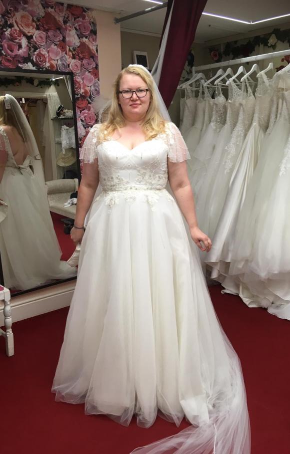 Brighton Belle | Wedding Dress | Princess | C2358