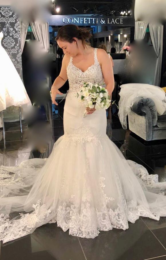 Sophia Tolli | Wedding Dress | Fishtail | C2363