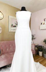 Paloma Blanca   Wedding Dress   Fit to Flare   W1085L