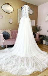 Beautiful | Wedding Dress | Aline | W1086L