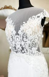 Nicole Spose | Wedding Dress | Fit to Flare | W1087L