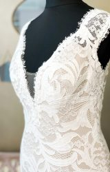 Watters   Wedding Dress   Fit to Flare   W1104L